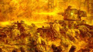 Μάχη Κουνλούν: Η μεγάλη μηχανοκίνητη σύγκρουση Κίνας και Ιαπωνίας