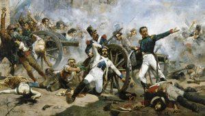 Μαδρίτη 1808: Εξέγερση κατά των Γάλλων κατακτητών, ηρωισμός ως τον θάνατο
