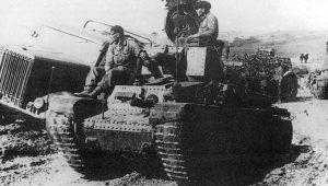 Τα ρουμανικά άρματα μάχης και η δράση της 1η ΤΘΜ στον Β' ΠΠ (vid.)