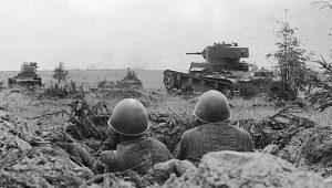 Γέλνια 1941… Η πρώτη σοβιετική νίκη κατά των Γερμανών εισβολέων