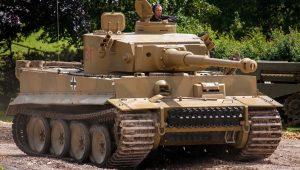 Άρμα μάχης Tiger Ι 131… ο τελευταίος της οικογένειας των αιλουροειδών (vid.)