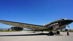 Το Dakota 622 που συμμετείχε στον πόλεμο της Κορέας πετά ξανά