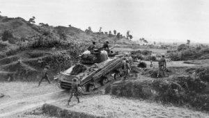 Λόφος 170… Οι Βρετανοί κομάντο αποκόπτουν μια ιαπωνική μεραρχία (vid.)