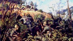 Ο ήρωας υπολοχαγός και οι 24 άνδρες του… Πίστη στο καθήκον ως τον θάνατο