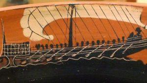 """Αλάλια… 60 ελληνικά πλοία νικούν 120 εχθρικά με ένα """"μυστικό"""" όπλο…"""