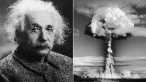 Ο Αϊνστάιν & η Ατομική Βόμβα: Η επιστολή στον Ρούσβελτ, με στόχο τον Χίτλερ