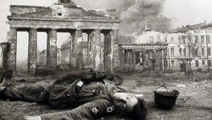 """Χίτλερ-Γκέμπελς: """"Συμφωνία τρελών"""" στο φλεγόμενο Βερολίνο, διάλογος & κριτική"""