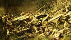 Οι άγριοι Γερμανοί ταπεινώνουν την Ρωμαϊκή Αυτοκρατορία… 20.000+ νεκροί