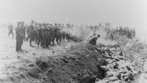 Η «Εορτή του θερισμού» 1943… Καμιά γιορτή, πολύς ο θερισμός των αθώων