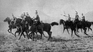 Ο Ριχτχόφεν πριν γίνει πιλότος… Η δράση του άσου αεροπόρου στο ιππικό