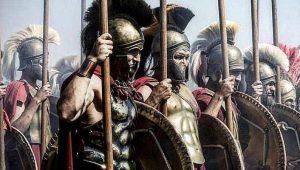 Τόλμη, δόρυ και φωτιά… Στρατήγημα των Ελλήνων, αφανισμός των εχθρών