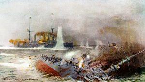 Το καταδρομικό Scharnhorst εντοπίζεται 104 έτη μετά τη βύθισή του (vid.)