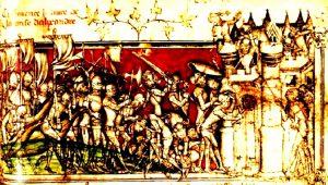 Οι σταυροφόροι νικούν, ο Βυζαντινός ΠΡΟΔΟΤΗΣ τα δίνει στους Τούρκους!
