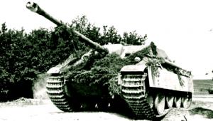 Ένα μοναχικό Jagdpanther στην Αν. Πρωσία… 16 σοβιετικά άρματα σε 90 λεπτά