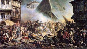 Λε Μαν… μια πολύ σκοτεινή, αιματηρή στιγμή της Γαλλικής Επανάστασης