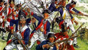 """Οι """"μικροί"""" Γερμανοί στον Πόλεμο της Αμερικανικής Ανεξαρτησίας…"""