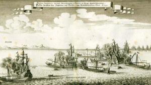 """Τα """"τέκνα"""" του Αγ. Ιωάννη κόντρα στην τουρκιά… 1644, σφαγή στο Αιγαίο"""