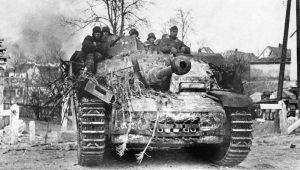 Βόρεια του Βερολίνου… 1945: Μαντόιφελ, 3η ΣΤΠα & σοβιετικός οδοστρωτήρα