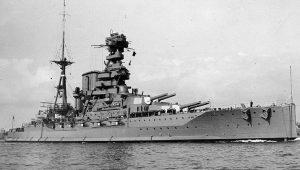 """Η βύθιση ενός """"γίγαντα""""… Οι τελευταίες στιγμές του HMS """"Barham"""" – ΒΙΝΤΕΟ"""