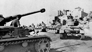 Τα γερμανικά Πάνστερ εισέβαλαν στην Ελλάδα με βενζίνη από τον Στάλιν…