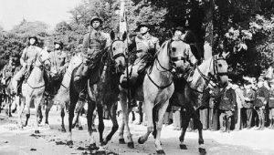 Το γαλλικό ιππικό στις Αρδέννες το 1940… Μάχη με ένα κύμα χάλυβα