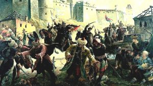 Ο λοχαγός, η ηρωίδα γυναίκα του, 80 στρατιώτες… 10.000 βάρβαροι Τούρκοι