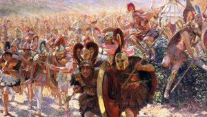 Μαραθών 490 π.Χ. Το μυστήριο του περσικού Ιππικού, γιατί δεν πολέμησε;