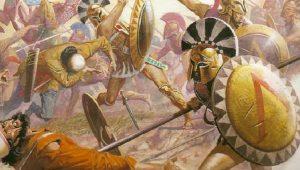 Ένας στρατός ελεύθερων ανδρών τσακίζει τον ανατολίτικο δεσποτισμό 479 π.Χ.