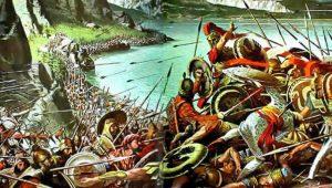"""Οι ήρωες, """"δειλοί"""" και προδότες της τιτανομαχίας των Θερμοπυλών… (vid.)"""