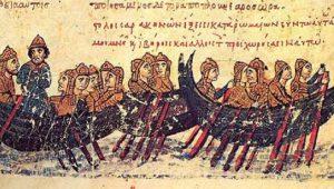 Δαμιέτη 853 μ.Χ. Μια καταπληκτική βυζαντινή καταδρομική επιχείρηση