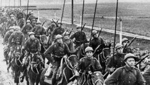 Ένα ηρωικό σύνταγμα ιππικού… Αγώνας κατά Μπολσεβίκων, Γερμανών, ΕΣΣΔ