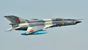 MiG-21 στα Βαλκάνια… Εν δυνάμει αντίπαλος της ΠΑ στον Ψυχρό Πόλεμο