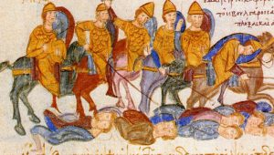 Θεσσαλονίκη Οκτώβριος 1040 μ.Χ…. Η μεγάλη, άγνωστη, συντριβή των Βουλγάρων