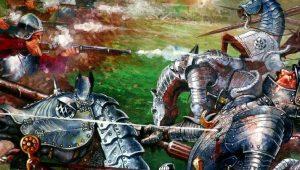 Η φωτιά νίκησε το σίδερο… Η πρώτη μάχη που κρίθηκε από το πυρ του πεζικού