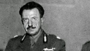"""Σαράφης: Τι έλεγε το ΕΑΜ για τον κατόπιν αρχηγό του ΕΛΑΣ…Προδότης """"εχθρός του λαού"""""""