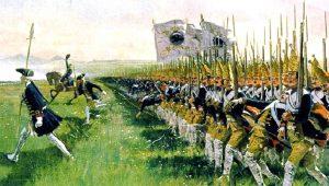 Μια μονάδα με ιστορία 345 ετών… 6ο Σύνταγμα Γρεναδιέρων και Λοξή Φάλαγγα