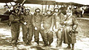 Πολεμική Αεροπορία: Η επίσημη αγαπημένη των Ελλήνων στον Α' Παγκόσμιο (vid.)