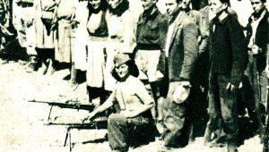 """Μίρκα Γκίνοβα (Γκίνη): Η """"ηρωίδα"""" ΝΟΦ & Σκοπιανών και η Ελληνική Μακεδονία"""